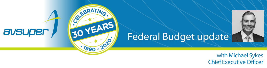 2020 Federal Budget