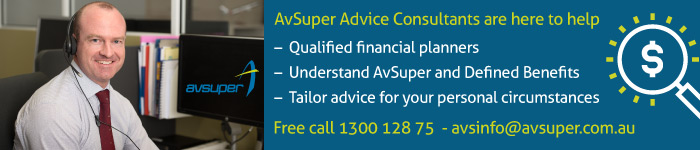 AvSuper Advice offered to all members